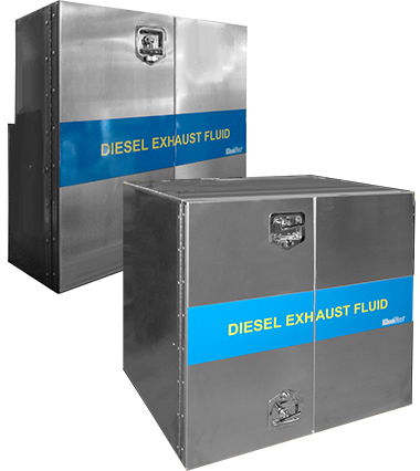 KleerBlue Commercial Cabinet Dispenser