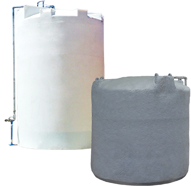 KleerBlue Indoor and Outdoor 500-16,500 Gallon Bulk DEF Tanks