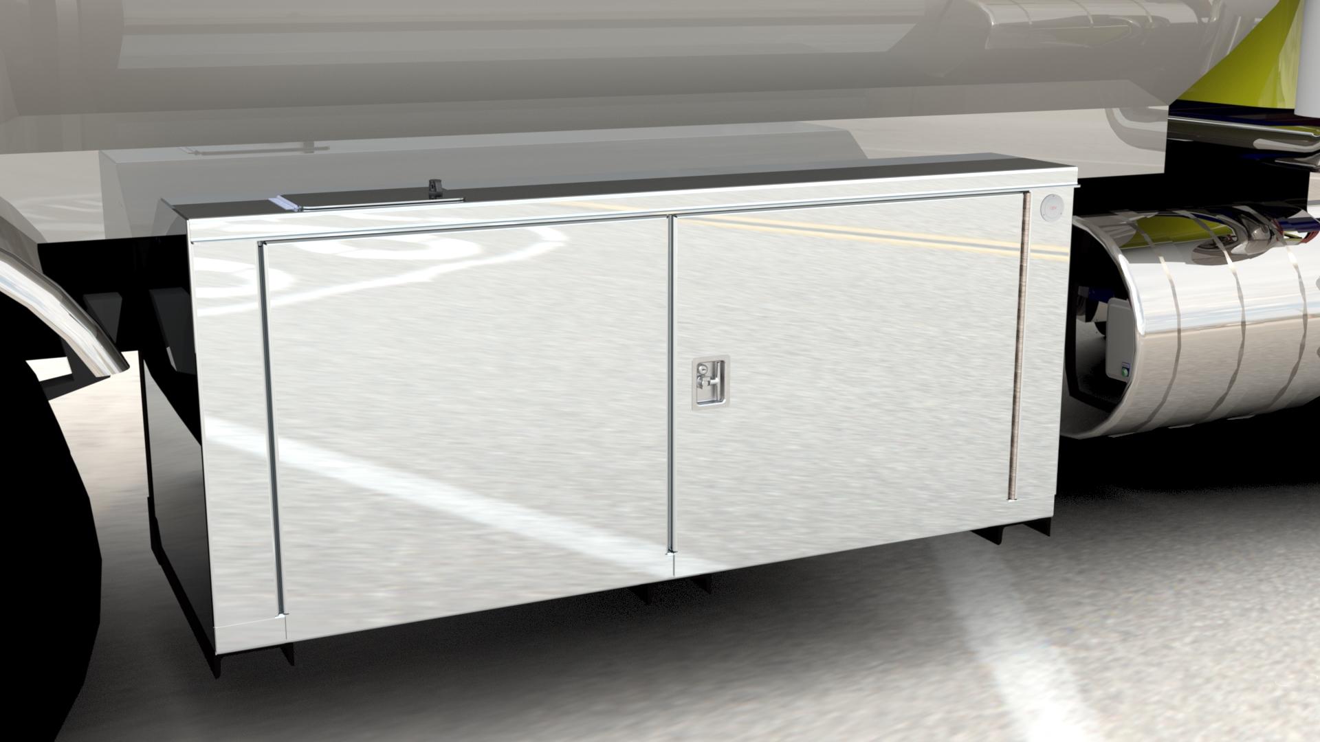 Kleerblue Diesel Exhaust Fluid Def Storage Tank And